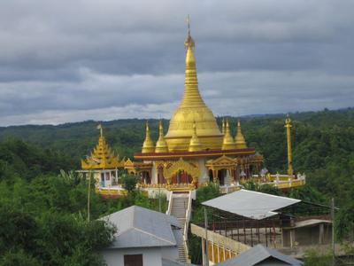 Buddhist Golden Tample