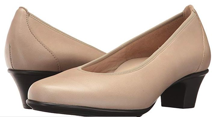 pump dress shoe