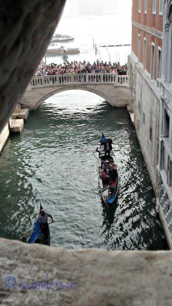 Luxury trip Venice gondala