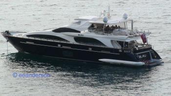 luxury yacht Puerto Vallarta